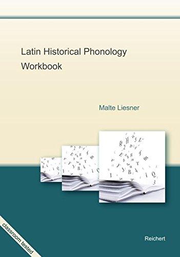 Latin Historical Phonology Workbook