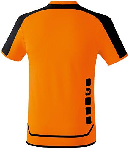 0 Trikot erima Zenari Camiseta fútbol de Naranja 2 U7PHxq