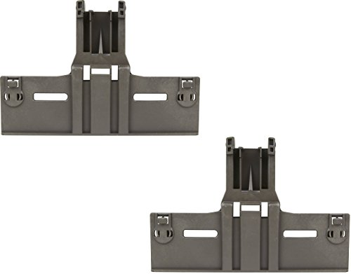 W10350376 Upper Rack Adjuster for Whirlpool, KitchenAid Dis