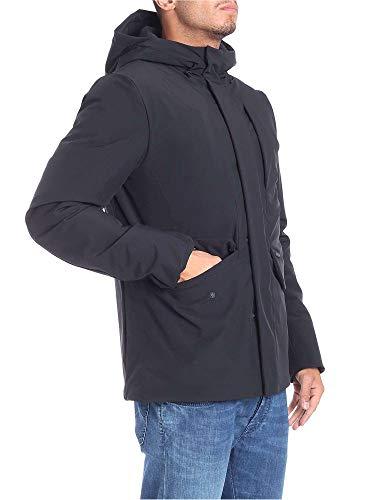 Woolrich Uomo Nero Giubbotto L Wocps2707 r0q1Br