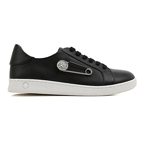 Nero Versace Sneaker Uomo Black Uomo Versace Sneaker Black Nero Versace F8wHaw