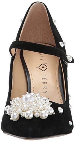 Katy Perry Womens Le Saidee Ballet Plat Noir