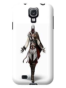 Custom cartoon design tpu skin back cover case for Samsung Galaxy s4 of Assassin's Creed in Fashion E-Mall