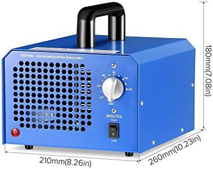 Generador De Ozono Comercial 7000Mg / H Purificador De Aire ...