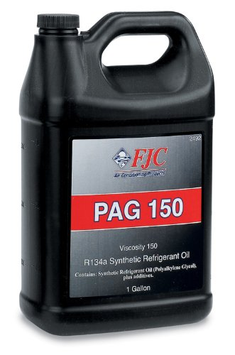 150 Viscosity Pag Oil - FJC 2492 PAG Oil - 128 fl. oz.