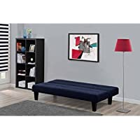 Kebo Futon Sofa Bed (Blue)