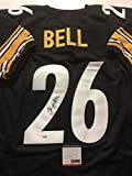 Autographed/Signed Le'Veon LeVeon Bell Pittsburgh