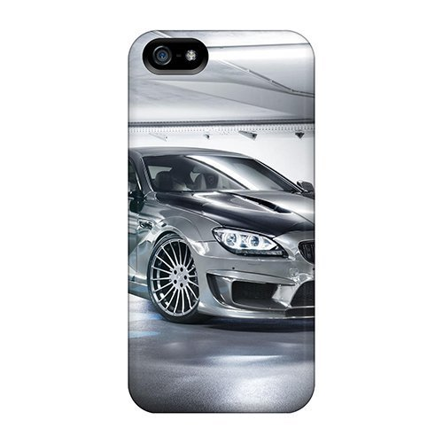 [mvl3664kWqz]premium Phone Case For Iphone 6plus/ 2014 Hamann Bmw M6 Gran Coupe Tpu Case Cover