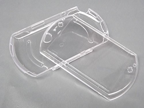 - Vivi Audio® Protector Clear Crystal Travel Carry Hard Cover Case Shell for Sony Sony PSP Go