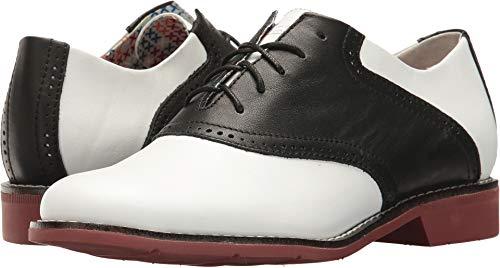 G.H. Bass & Co. Women's Dora School Uniform Shoe, Black, 7 M US
