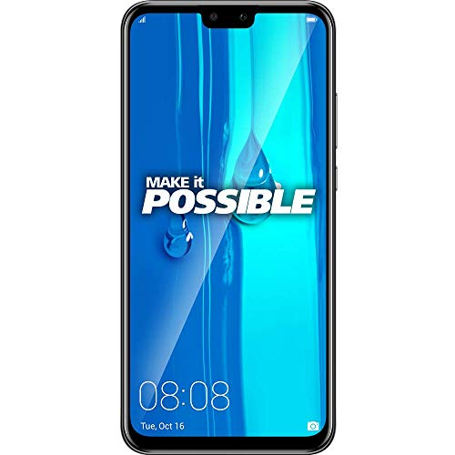Huawei Y9 2019 (Black, 4GB RAM, 64GB Storage)