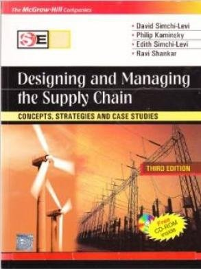 Designing And Managing The Supply Chain (With Cd) (Special Indian Edition), 3Ed