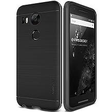 Nexus 5X Case, Verus [High Pro Shield][Steel Silver] - [Military Grade Protection][Slim Fit] For Google Nexus 5X