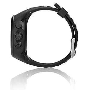 Spovan Men's GPS Compass Pedometer Wrist Watches