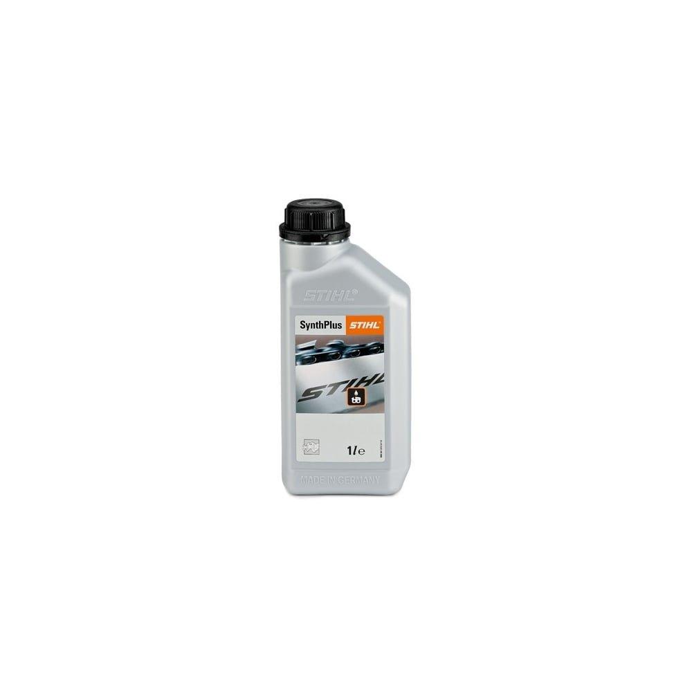 Stihl STIST07815162000 Synth Plus olio per catene 1 l, nero