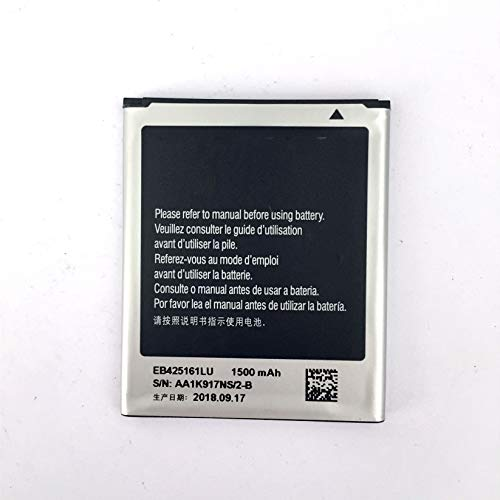 for Samsung Galaxy S Duos 2 GT-S7582 Replacement Battery EB425161LU (Battery Samsung S Duos 2)