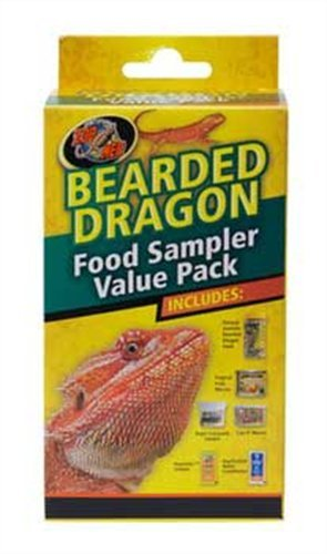 Zoo Med Laboratories SZMFSP2 Bearded Dragon Food Sampler by Zoo Med (Image #5)