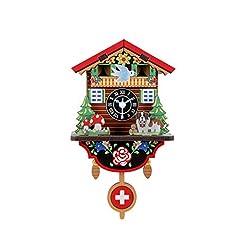 Kikkerland CL60 House Clock