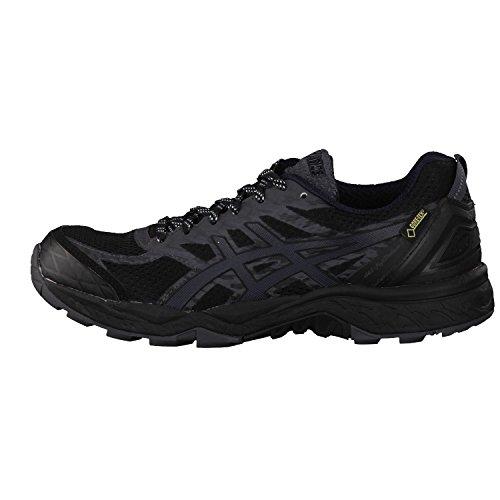 Asics Fujitrabuco 5 G Tx, Zapatillas de Entrenamiento para Mujer Negro