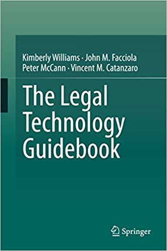 The Legal Technology Guidebook