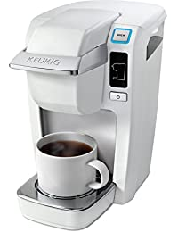 Keurig K10 Mini Plus Brewing System, White Basic Info