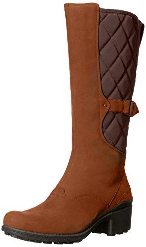 Merrell Women's Chateau Tall Pull Waterproof Snow Boot Merrell Oak