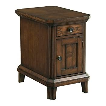 Amazon Com Broyhill Estes Park Chairside End Table