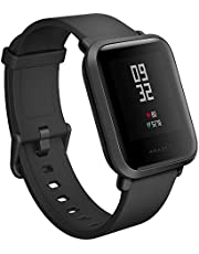 Amazfit Bip GPS Sports Smart Watch, Onyx Black