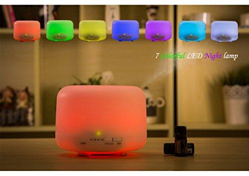 Essential Diffuser Enegg Ultrasonic Humidifier