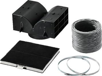 Bosch DHZ5265 accesorio para campana de estufa - Accesorio para chimenea (1,26 kg): Amazon.es: Hogar