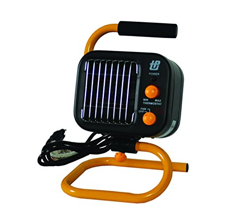 - TPI Corporation 178TMC Fan Forced Portable Heater - Ceramic Heating Element, High/Low Fan - UL Listed Fan Heater. Space Heaters