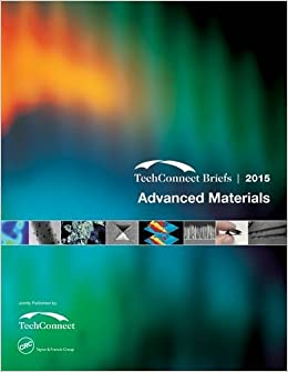 Book Advanced Materials: TechConnect Briefs 2015
