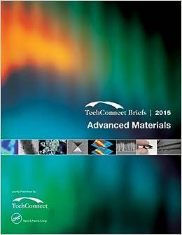 Book Advanced Materials: TechConnect Briefs 2015