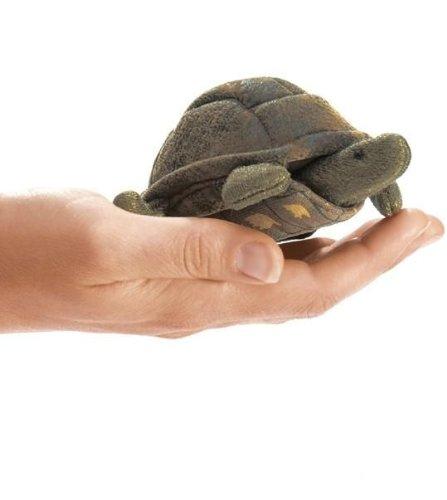 Tortoise Finger Puppet - 4