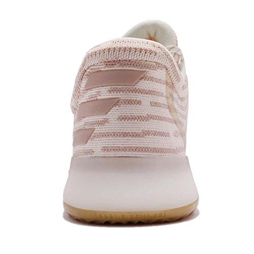 adidas Harden Vol. 1 PK, Scarpe da Basket Uomo Bianco (Blatiz / Tincru / Percen 000)