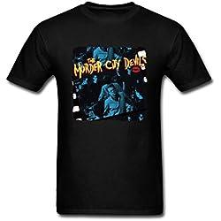 Men's Murder City Devils 2016 World Tour Concert T Shirts