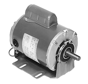 Marathon 48s17d2108 belt drive motor 1 split phase open for Split phase ac motor