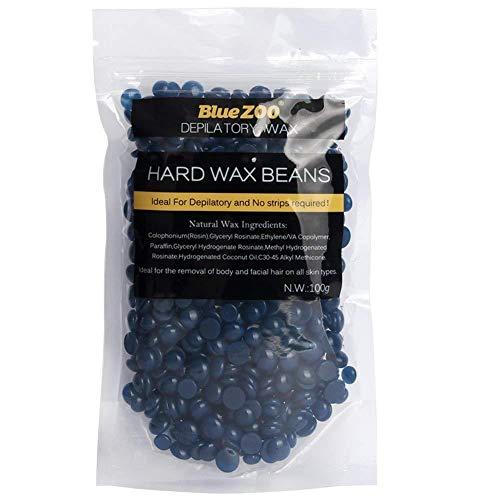 No Strip Depilatory Hot Film Hard Wax Beads Waxing Hair Removal Beans