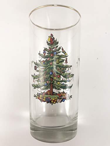 Spode Glass CHRISTMAS TREE 16oz Tumbler(s)Multi Avail ()