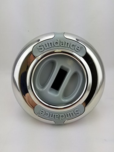 Sundance Spas Fluidix IntelliJet Face with 316 Stainless Steel Escutcheon Part number 6541-102