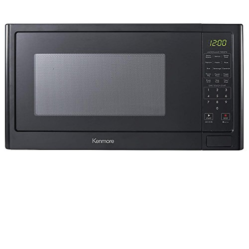 Kenmore 1.6 cu. ft. Countertop Microwave Oven – Black Review