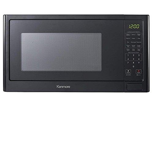 Kenmore 1.6 cu. ft. Countertop Microwave Oven - Black