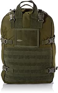 Stomp Medical Kit Fully Stocked First Aid Backpack, OD Green