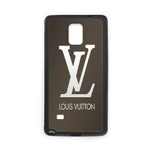 DIY Printed LV hard plastic case skin cover For Samsung Galaxy Note 4 N9100 SNQ282629