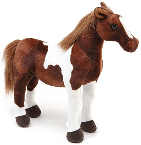 VIAHART Hanna The Horse | 16 Inch Stuffed Animal Plush | by Tiger Tale Toys ()