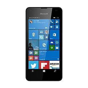 "Microsoft Lumia 550 - Smartphone de 4.7"" (1 GB de RAM, 8 GB, Windows 10) color negro"