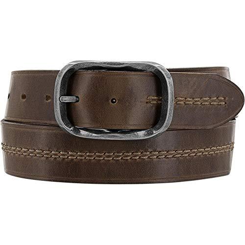 Brighton Granada Belts 34 Brown Men