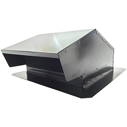 builders-best-012634-black-metal-roof-vent-cap-6-8-3-1-4-x-10-universal-flush-home-garden-living