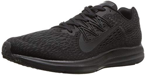 Air Nike Zoom - Nike Men's Air Zoom Winflo 5 Running Shoe, Black/Anthracite, 11.5
