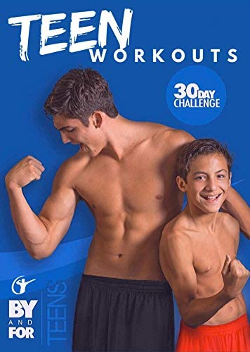 #1 Teen & Kid Workout DVD - Fitness Led by means of Teenagers